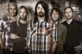 Foo Fightersille kuusi uutta platinalevyä uuden albumin julkaisun alla