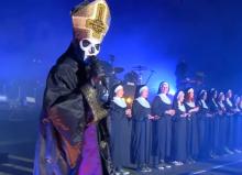 Ghostin Hellfest-esiintyminen katsottavissa kokonaisuudessaan