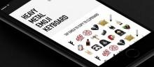 Apple lanseerasi ensimmäisenä heavy metal -emojit puhelimiinsa