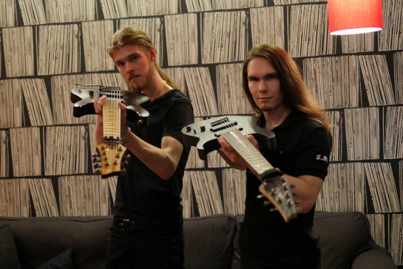 Power metallia progressiivisilla ja orkestraalisilla mausteilla – Haastattelussa Inductionissa ja Wintersunissa kitaraa soittava Teemu Mäntysaari