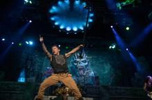 Rock In Vienna, osa 3: Iron Maiden valaa uskoa rockiin ja kaikkeen hyvään