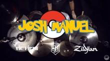 Näin sujuu Pokémonin teemamusiikin soittaminen Issuesin rumpalilta Josh Manuelilta