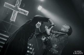"""King Diamondin live-esitys kappaleesta """"Arrival"""" katsottavissa"""