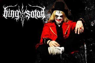 King Satan laittaa tuoreella videollaan jalalla koreasti paholaisen kanssa