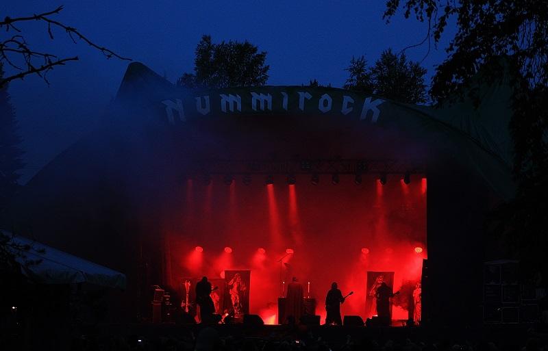Metallijuhannusta vietettiin jo 30. kerran: Nummirock 2016, osa 2