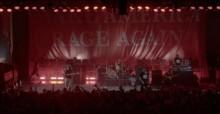 """Ammattilaisten kuvaama livevideo Prophets Of Ragesta soittamassa """"Killing In The Name"""" -kappaletta katsottavissa"""