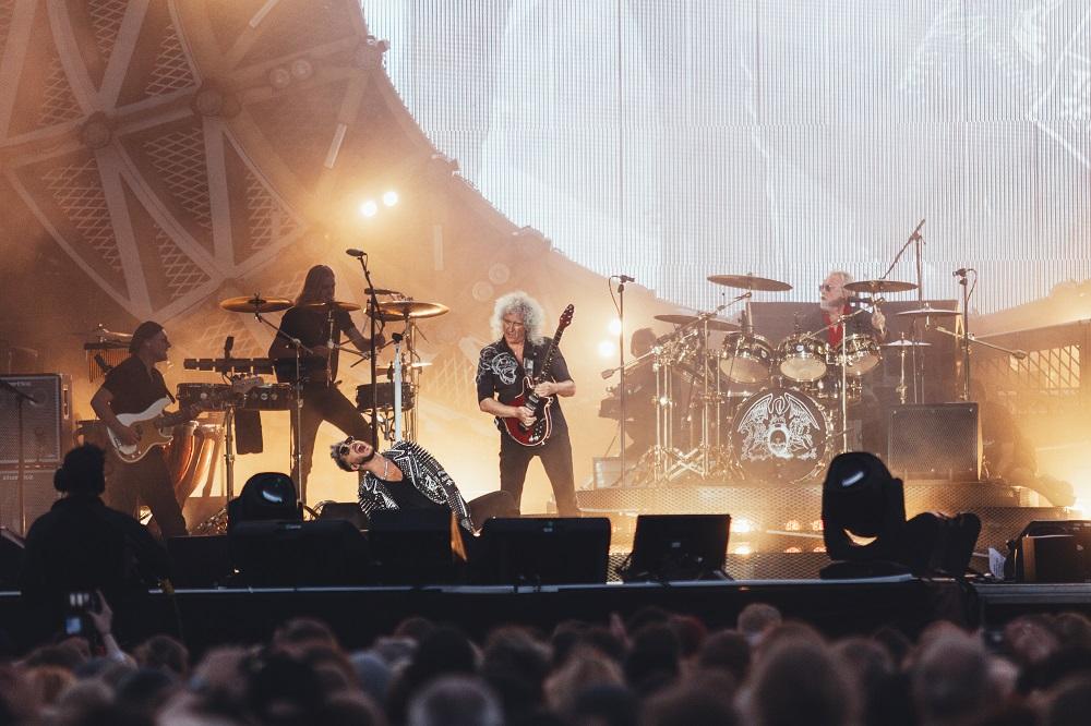 Queenin ja Adam Lambertin Rock in Rion keikalta julkaistiin livevideo