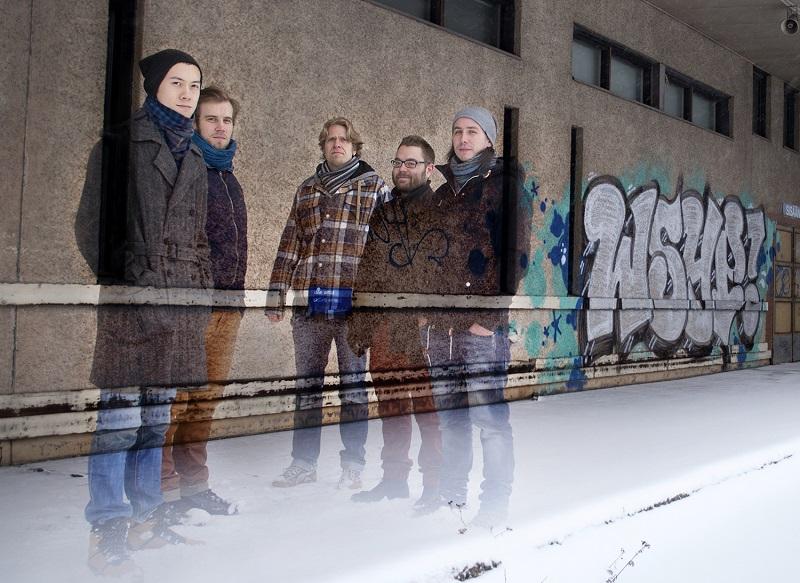 Red Kaukasus päättää miltei kymmenvuotisen uransa viimeisen EP:n julkaisuun