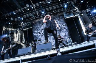 Soilworkin uusi basisti selvillä tulevalle Euroopan-kiertueelle