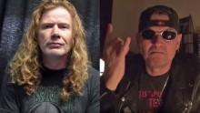 Hank Shermann vuoden 2012 Gigantourista: Dave Mustaine ei antanut King Diamondin esiintyä Volbeatin kanssa