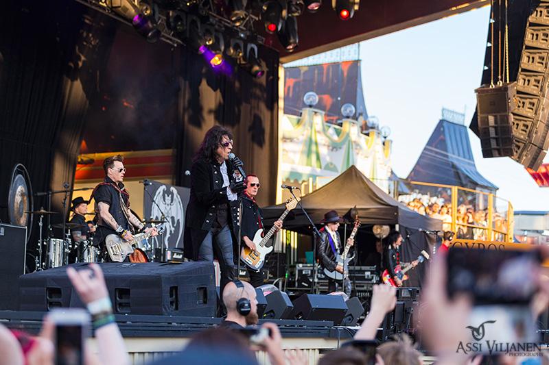 Hollywood Vampiresin tulevan kiertueen kokoonpano julki: keikka luvassa Helsingissä kesäkuussa
