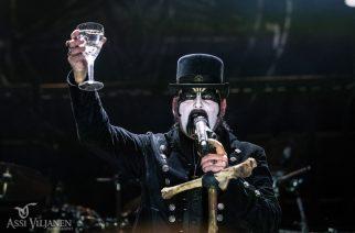 King Diamond julkaisee Halloweenin kunniaksi kurpitsaa esittävän kuvavinyylin