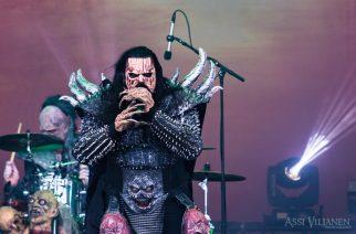 """Lordi nousi lavalle Dirkschneiderin kanssa Masters Of Rockissa: livevideo """"Balls To The Wall"""" -kappaleesta katsottavissa"""