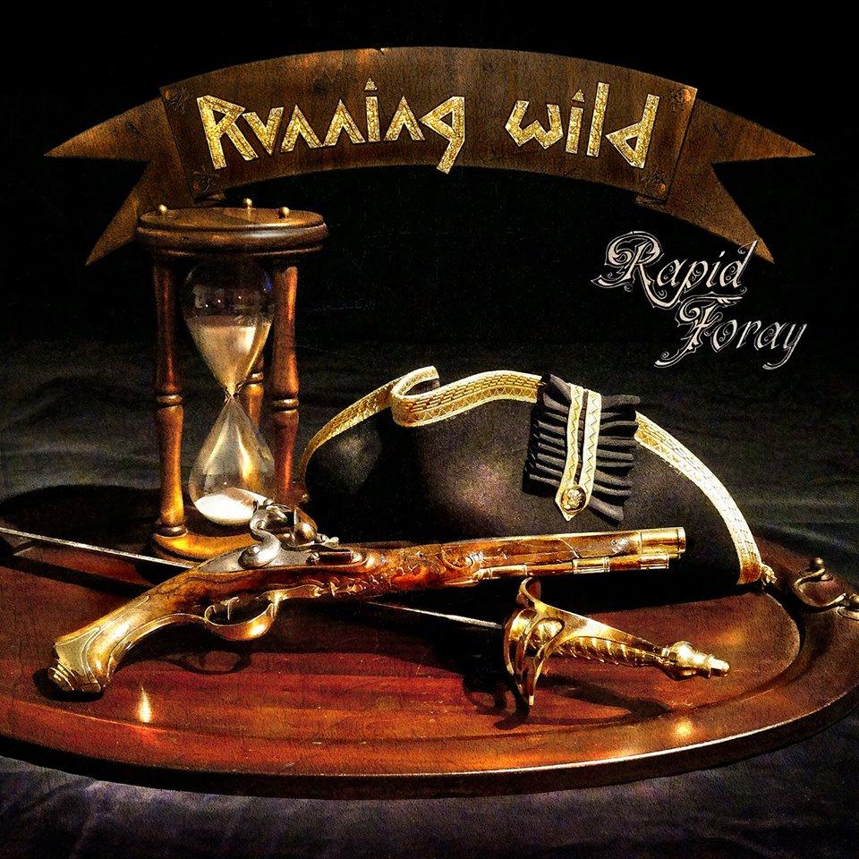 Heavy-legenda Running Wildin uusi albumi julkaistaan elokuussa