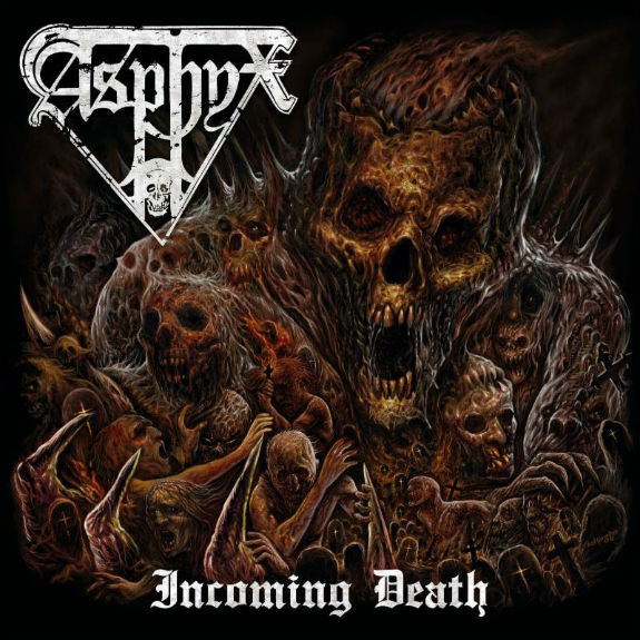 Asphyx Incoming Death