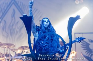 """Behemothin """"Messe Noire: Live Satanist"""" -keikka Varsovasta katsottavissa kokonaisuudessaan"""