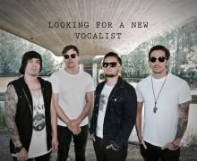 Countless Goodbyes etsii uutta laulajaa