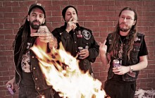 Kanadalainen sludge-doom yhtye Dopethrone kiertää Suomea tällä viikolla