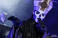 """Ghostin Nameless Ghoul: """"Uusi EP:mme on ikään kuin suoraa jatkoa Melioralle"""""""