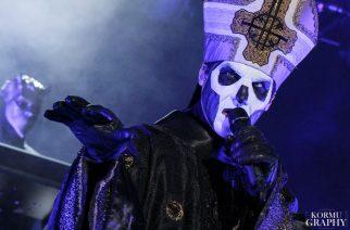 """Ghost mahdollisesti julkaisemassa tupla-albumin """"Ceremony And Devotion"""" joulukuussa"""