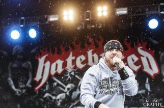 Hatebreed saamassa tulevan studioalbuminsa valmiiksi: levyn lauluosuudet purkissa