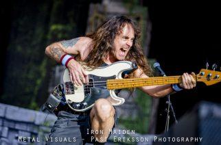 Iron Maidenin basisti Steve Harrisin luotsaaman British Lionin toinen albumi valmis: uusi albumi luvassa ensi vuonna