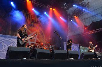 """Suomeen juhlakiertueellaan saapuvan Anthraxin Charlie Benante: """"""""Among The Living"""" on uramme tärkein albumi."""""""