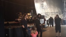 Tältä Hellfest 2016 näytti Megadethin silmin: katso kitarsti Kiko Lourieron julkaisema video kulissien takaa