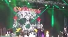 Ghostin Papa Emeritus III nousi lavalle Candlemassin kanssa Ruotsissa: katso kuvia ja videoita esityksestä
