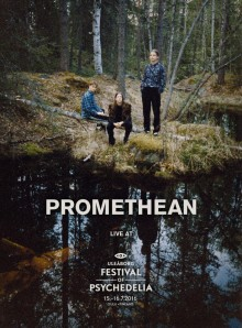 Promethean Uleåborg Festival of Psychedelia -festivaaleille Ouluun