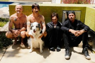 Heinäkuussa Suomeen saapuva Red Hot Chili Peppers julkaisi uuden musiikkivideon