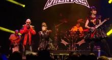 Judas Priestin Rob Halford nousi lavalle Babymetalin kanssa Alternative Press Music Awardsissa: Katso video esiintymisestä