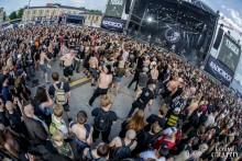 Tuska Open Air Metal Festival 2016 – lauantai