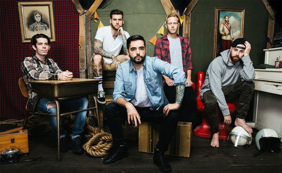 """A Day To Remember julkaisi uuden """"Rescue Me"""" -livevideon"""