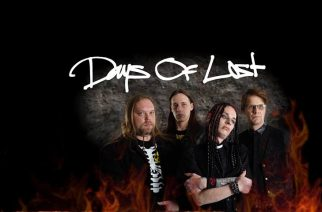 Days Of Lostilta uusi musiikkivideo
