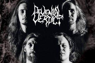 Devenial Verdict julkaisi dokumentin uuden EP:nsä teosta