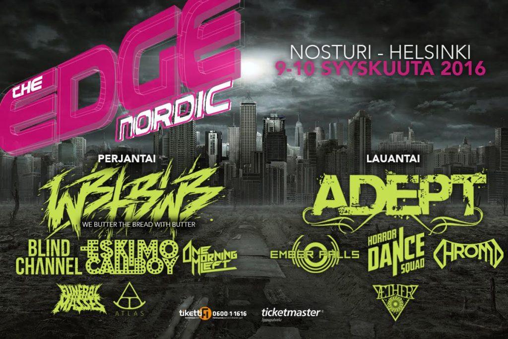 Edge Nordic 2016