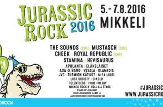 Mikkelissä järjestettävä Jurassic Rock juhli 10-vuotissyntymäpäiväänsä 2/2