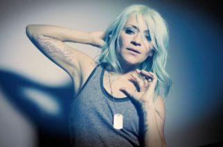 Flyleafin entinen vokalisti Lacey Sturm studion uumenissa – toinen sooloalbumi tekeillä