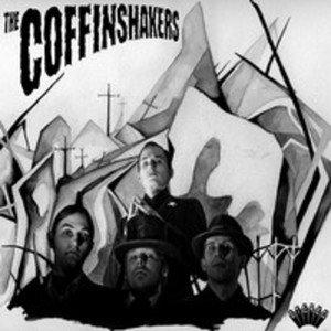The Coffinshakers - The Coffinshakers (kansi)