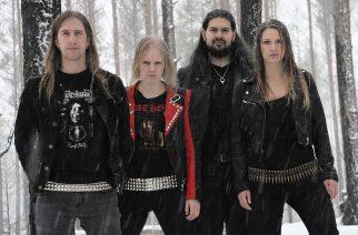 Tyranex sopimukseen GMR Musicin kanssa: uusi albumi luvassa maaliskuussa