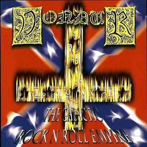 Vondur - The Galactic Rock N' Roll Empire (kansi)