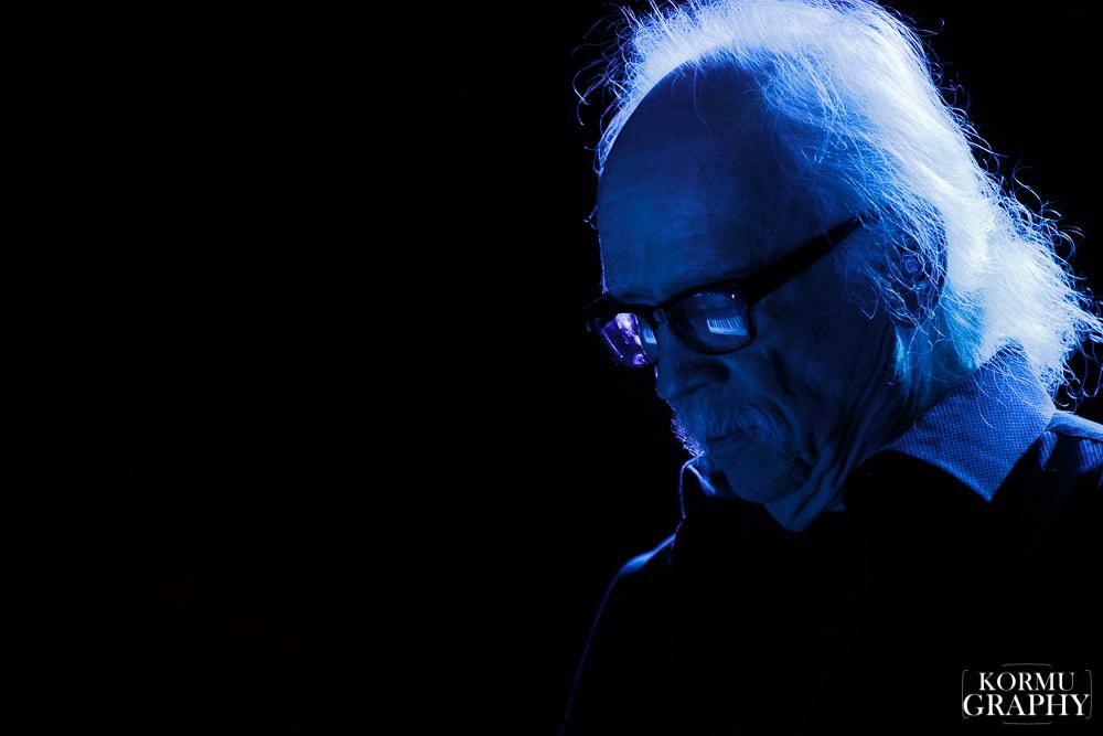 John Carpenter esiintymässä Helsingin Circuksessa 21.8.2016 © Jani Kormu