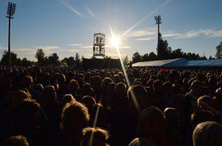 Kuopiorock Cock 2016:n perjantai: rokkia ja lakua