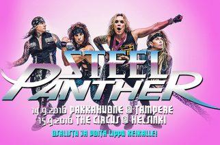 Steel Panther kilpailu
