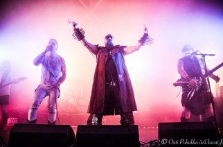 """Turmion Kätilöiden MC Raaka Pee: """"Saku Solin tuntui luonnolliselta vaihtoehdolta mukaan yhtyeeseen"""""""