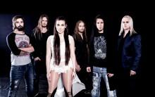 Ruotsin pop metal -sensaatio Amaranthe klubikiertueelle Suomeen huhtikuussa