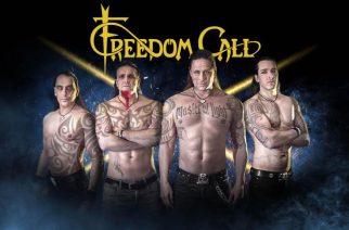 Freedom Call julkaisi uuden kappaleen musiikkivideon kera