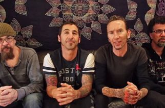 """Godsmack julkaisi trailerin """"Bulletproof"""" -kappaleen musiikkivideosta: videolla mukana Billy Ray Cyrus ja Sebastian Bach"""