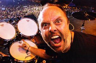 Metallican rumpali Lars Ulrichista Tanskan ritari